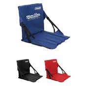 Coleman® Stadium Seat - Personalization Available