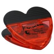 Heart Power Clip - Personalization Available