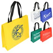Raindance XL Water-Resistant Coated Tote Bag - Personalization Available
