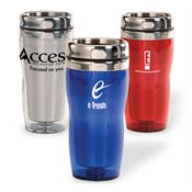 Curvy Tumbler 16-oz. - Personalization Available