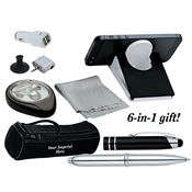 6-Piece Mobile Tech Accessory Set - Personalization Available