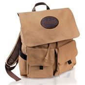 Canvas Rucksack - Personalization Available
