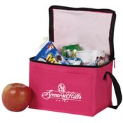 Back To Basics 6-Can Cooler Bag - Personalization Available