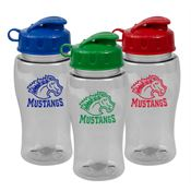 18-oz. Junior Sports Bottle With Flip Top Lid - Personalization Available