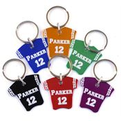 Shirt Key Chain - Personalization Available