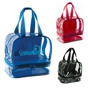 Transparent Lunch Bag - Personalization Available