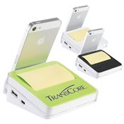 Stickz USB Hub and Phone Holder - Personalization Available