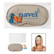 Ear Plugs And Eye Mask Set - Personalization Available