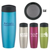 Double Wall Stainless Steel Tumbler 16-oz. - Personalization Available
