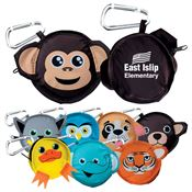 """PAWS""itive Pals Coin Pouch - Personalization Available"