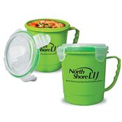 Soup Mug 24-oz. - Personalization Available