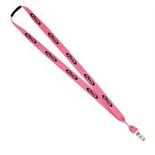 Neon Polyester Web Breakaway Lanyard - Personalization Available