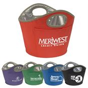 Soft Sided Tailgate Ice Bucket - Personalization Available