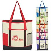 Berkshire Shoulder Tote Bag - Personalization Available