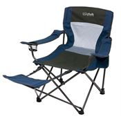 Foldable Chair with Foot Rest - Personalization Available