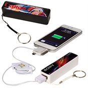 Traveler's Mobile Charger - Personalization Available
