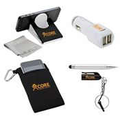 5-Piece Mobile Accessory Set - Personalization Available