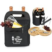 Epicurean Wine & Cheese Kit - Personalization Available