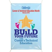 Build Your Future With Career & Technical Education Banner