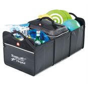 Igloo ® Cargo Box With Cooler - Personalization Available