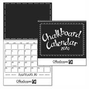 2018 Chalkboard Wall Calendar - Personalization Available