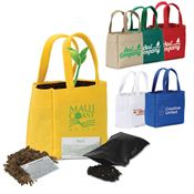 Sprout Tote Bag - Personalization Available