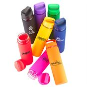 Lulumax Shatter-Resistant Water Bottle With Silicone Grip 20-oz. - Personalization Available