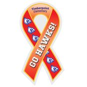 Awareness Ribbon Car Magnet - Personalization Available