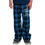 Youth Team Flannel Pant - Personalization Available