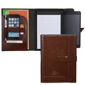 Abruzzo Jr. Padfolio - Personalization Available