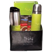 Tuscany™ Thermos, Tumbler & Journal Ghirardelli® Gift Set - Personalized
