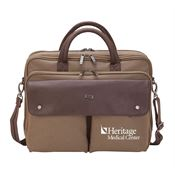 Solo® Executive Briefcase - Personalization Available