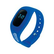 Smart Wear Bluetooth® Tracker Pedometer - Personalization Available