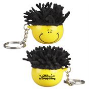 Attitude is Everything Mop Topper™ Keychain