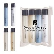 4-Piece Travel Amenities Kit - Personalization Available