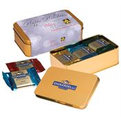 Ghirardelli® Greetings Tin - Personalization Available