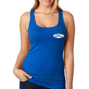 Next Level® Ladies' Jersey Racerback Tank - Personalization Available