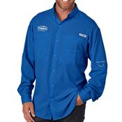Columbia® Men's Tamiami™ II Long-Sleeve Shirt - Personalization Available