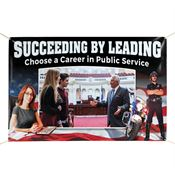 Succeeding By Leading Banner