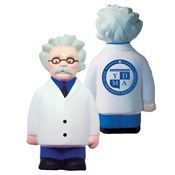Squeezies® Scientist Stress Reliever - Personalization Available