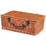 Picnic Time Newbury Wine Basket - Personalization Available