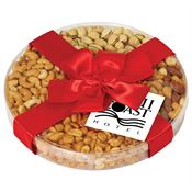 Deluxe 4-Way Sampler With Nut Assortment - Personalization Available