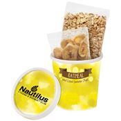 Oatmeal Kit: Oatmeal & Dried Banana Chips - Personalization Available