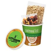 Oatmeal Kit: Oatmeal & Fitness Trail Mix - Personalization Available