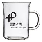 Lab Beaker Mug 14-oz. - Personalization Available