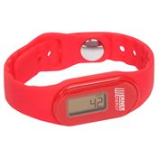 Tap N' Read Fitness Tracker Pedometer Watch - Personalization Available