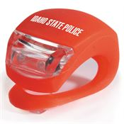 Silicone Bicycle LED Safety Light - Personalization Available