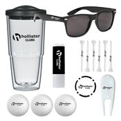 Tumbler Deluxe Golf Kit - Personalization Available