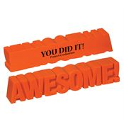 Awesome Word-Tastic Stress Reliever - Personalization Available