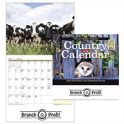 The Old Farmer's Almanac Country Calendar - Personalization Available